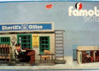Playmobil - 3423-fam - Sheriff's Office