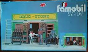 Playmobil - 3424-fam - Drug Store