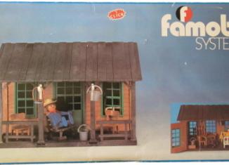 Playmobil - 3427-fam - Farm house