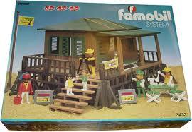 Playmobil - 3433-fam - Estacion Safari
