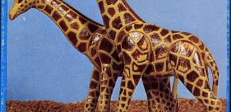 Playmobil - 3516-fam - Giraffe Color