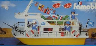 Playmobil - 3540-fam - House boat