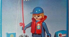 Playmobil - 3574-fam - Pescador en bote