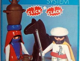 Playmobil - 3585-fam - Beduin couple