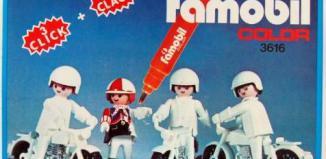 Playmobil - 3616-fam - Bikers