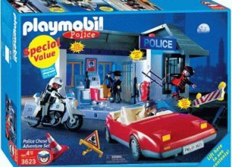 Playmobil - 3623-usa - Adventure - Police 2