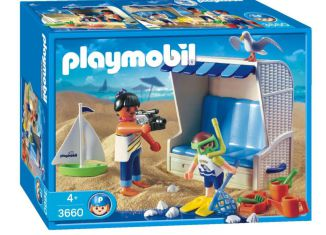 Playmobil - 3660s2 - Beach Chair