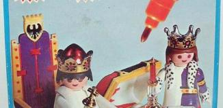 Playmobil - 3662-fam - Royal Couple