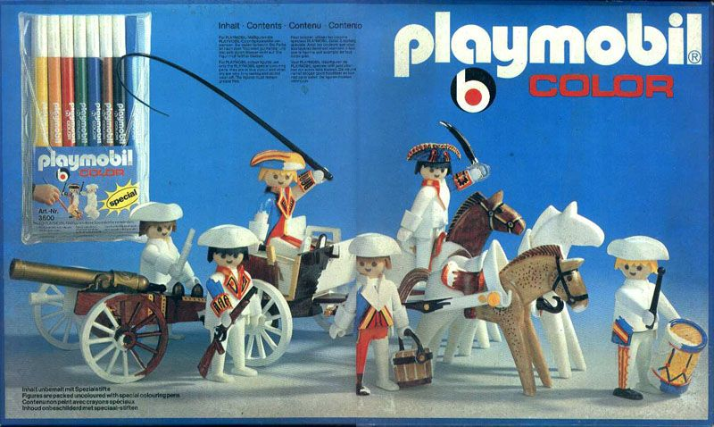 Playmobil set 3701 soldiers klickypedia - Kutsche playmobil ...