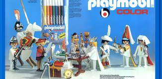 Playmobil - 3703 - Knights & Attendants