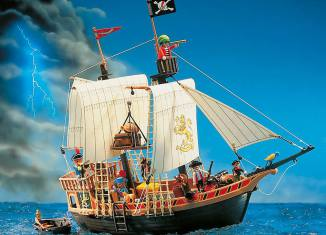 Playmobil - 3750v1 - pirate ship