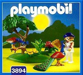 Playmobil 3894 - Peacock's Meadow - Box