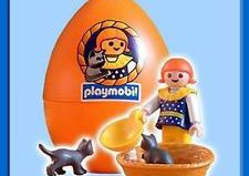 Playmobil - 3971v4 - Egg Girl