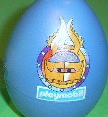 Playmobil - 3977v4 - Light-Blue Egg Golden Knight