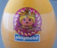 Playmobil - 3977v2 - Yellow Egg Princess