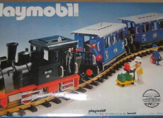 Playmobil - 4000-fam - Train