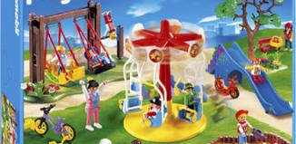 Playmobil - 4070 - Playground