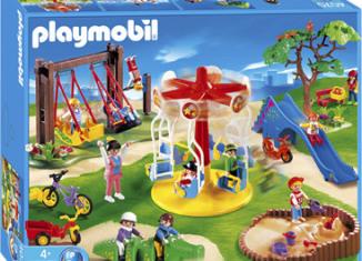 Playmobil - 4070 - Parque infantil