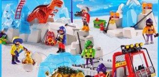 Playmobil - 4076-ger - Dinosaur Combo Set
