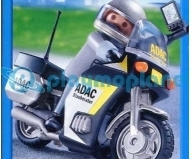 Playmobil - 4077 - ADAC Motorcycle