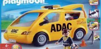 Playmobil - 4078 - ADAC Straßenwacht