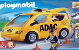 Playmobil - 4078 - ADAC Watchvan