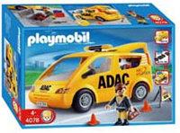Playmobil 4078 - ADAC Watchvan - Box