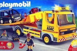 Playmobil - 4079 - ADAC Truck Assistance