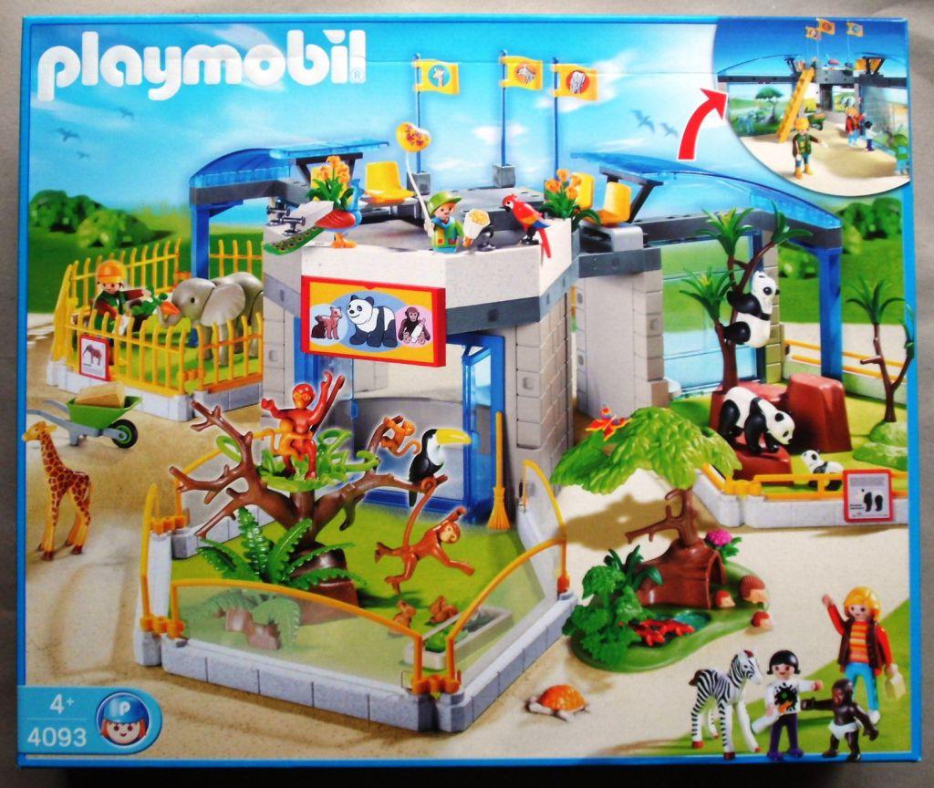 playmobil set 4093   baby animal zoo   klickypedia