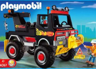 Playmobil - 4097 - Power Truck