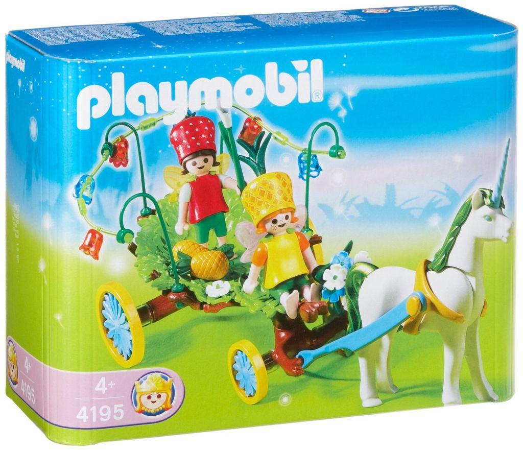 Playmobil 4195 - Carriage with Unicorn - Box