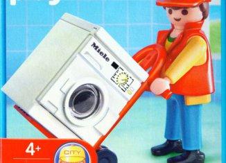 Playmobil - 4903v1 - MIELE Deliveryman