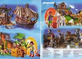 Playmobil - 4911v1 - 2003 Eggstras