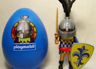 Playmobil - 4911v2 - Blue Egg Knight