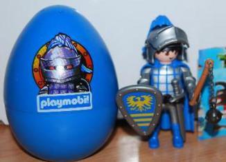 Playmobil - 4916v5-esp - Blue Egg Knight
