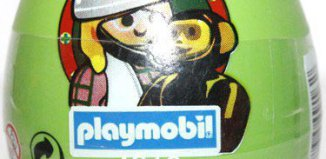 Playmobil - 4916v1-esp-usa - Green Egg Vet with Chimpanzee