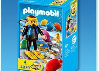 Playmobil - 4979 - Juego del submarinista