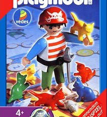 Playmobil - 4990-ger - pirate game