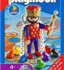 Playmobil - 4991-ger - King and Frogs