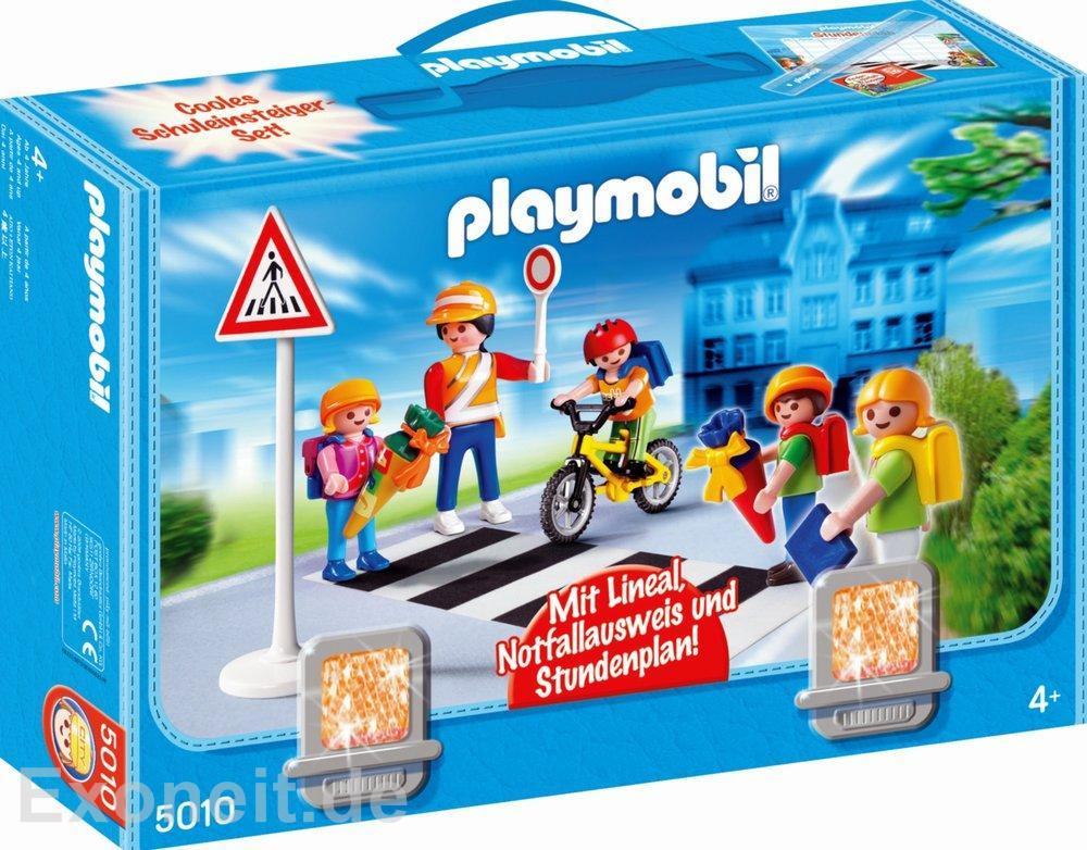 Playmobil 5010 - Schulanfangsbox - Box