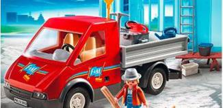 Playmobil - 5032 - City Truck