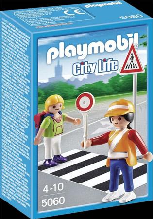 Playmobil Set 5060 Zebrastreifen Klickypedia
