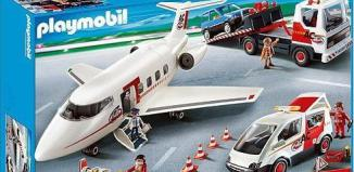 Playmobil - 5207 - TRansport-Megaset