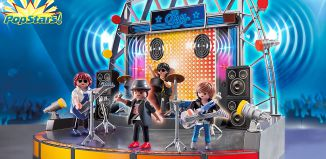 Playmobil - 5602-usa - Stage