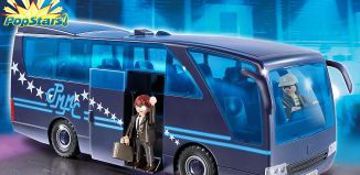 Playmobil - 5603-usa - Tour Bus