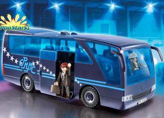 Playmobil - 5603-usa - Tour Bus