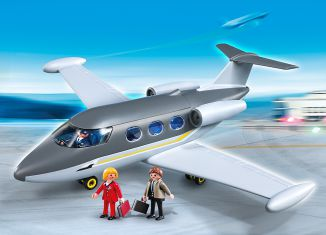 Playmobil - 5619-usa - Private Plane