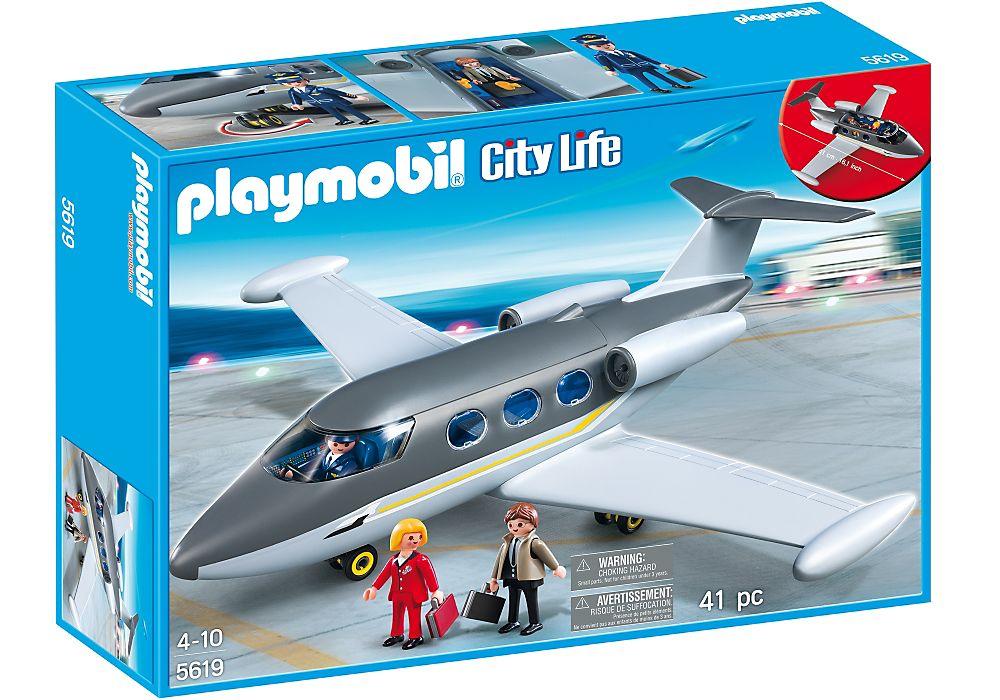 Playmobil 5619-usa - Private Plane - Box