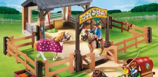 Playmobil - 5624 - Set Ponys Club