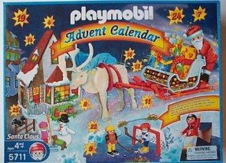 Playmobil - 5711-usa - Advent Calendar - Santa Claus